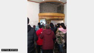 Unterdrückung der Hauskirchen durch KPCh nimmt kein Ende