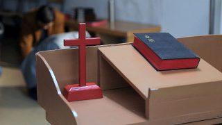 Hauskirche in Fujian  8 Mal geschlossen