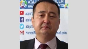 Kasachstan, Serikzhan Bilash