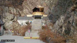 Liaoning: Provinzbehörden gehen gegen antike Tempel vor