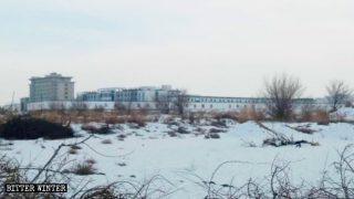 Tausende von Uiguren in einem Gefängnis in Provinz Gansu interniert