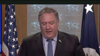 """""""Verhaftet, misshandelt, gefoltert"""": Das US-Außenministerium prangert Religionsverfolgung in China an"""