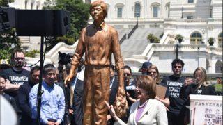 Washington an Tiananmen: Freiheit und Gerechtigkeit werden siegen