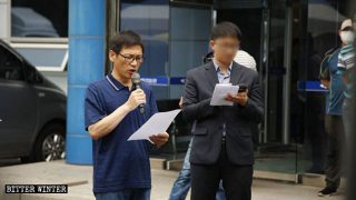 Falsche Demonstrationen in Seoul: Cui Bono?