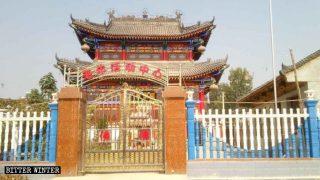 China wandelt buddhistische und daoistische Tempel in Unterhaltungszentren um